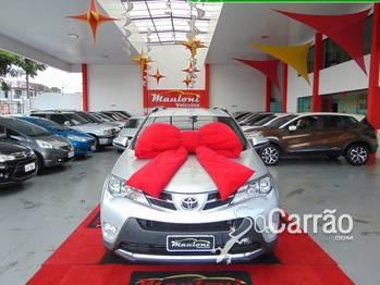 Toyota RAV4 2.0 4X4 16V AUTOMATICA