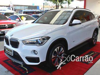 BMW X1 S DRIVE 20I 2.0 16V TURBO ACTIVEFLEX