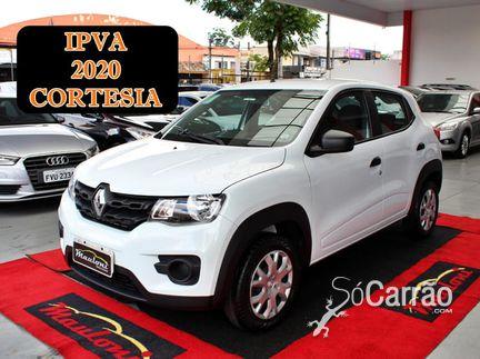 Renault KWID - kwid LIFE 1.0 12V SCe
