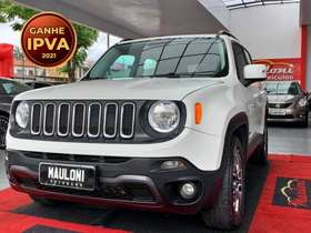 JEEP RENEGADE - renegade LONGITUDE 4X4 2.0 TB AT9