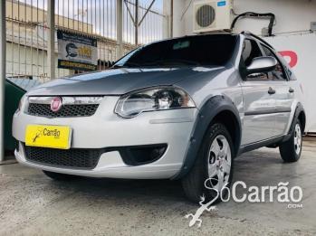 Fiat PALIO WEEKEND 1.6 16V