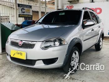 Fiat PALIO WEEKEND TREKKING 1.6 16V