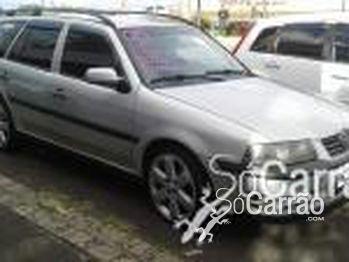 Volkswagen PARATI TRACK&FIELD