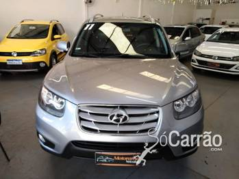 Hyundai santa fe 4WD 3.5 V6 AT