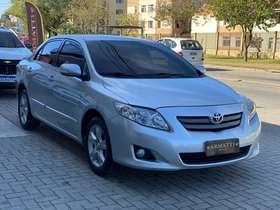 Toyota COROLLA - corolla XEi 1.8 16V AT