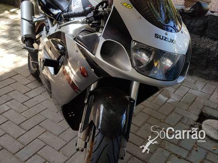 Suzuki GSX - GSX R 750