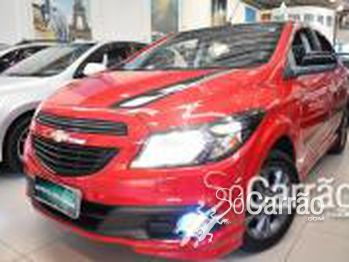 GM - Chevrolet Onix Lollapalooza 1.0