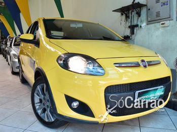 Fiat PALIO 1.6 4P