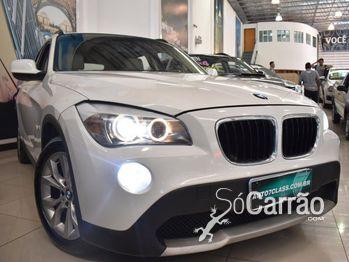 BMW X1 S DRIVE 2.0 16V i 4X2 AUTOMÁTICO