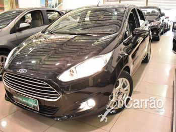 Ford FIESTA HATCH POWERSHIFT 1.6