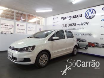 Volkswagen FOX BLUEMOTION 1.0 4P