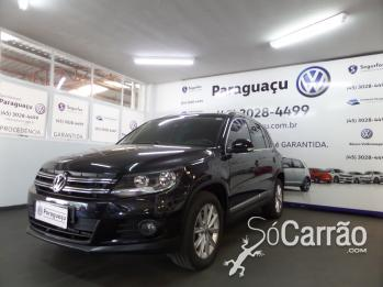 Volkswagen TIGUAN 4MOTION 2.0 TSi TIP