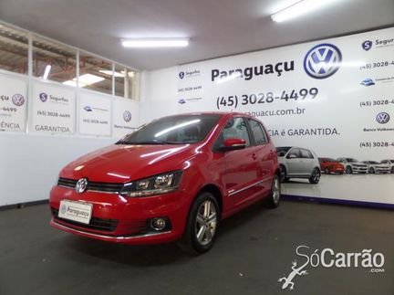 Volkswagen FOX - FOX HIGHLINE 1.6 16V MSi