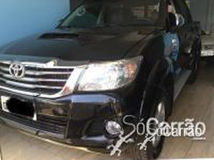 Toyota HILUX CD - HILUX CD SRV 4X4 3.0 TB-IC 16V AT