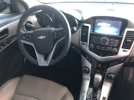 GM - Chevrolet CRUZE ECOTEC6 - CRUZE ECOTEC6 LTZ 1.8 16V AT FLEXPOWER