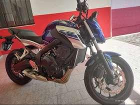 Honda CB 650F - cb 650f CB 650F ABS