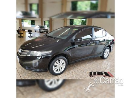 Honda CITY - CITY LX 1.5 16V MT