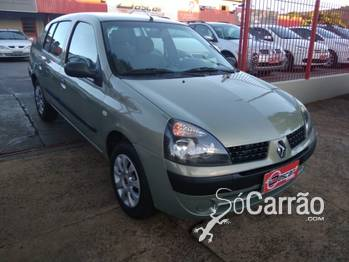 Renault CLIO SEDAN AUTHENTIQUE 1.0 16V