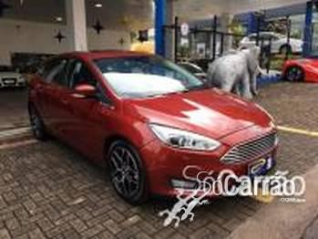 Ford FOCUS TITANIUM PLUS POWERSHIFT AT 2.0 H
