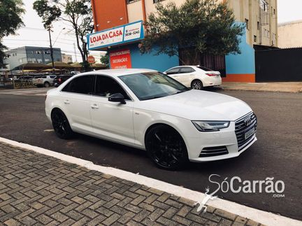 Audi A4 - A4 LAUNCH EDITION 2.0 TFSI S TRONIC