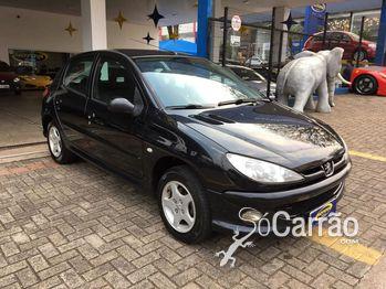 Peugeot 206 FELINE 1.6 16V