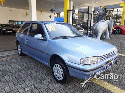 Volkswagen GOL - gol CLi 1.6