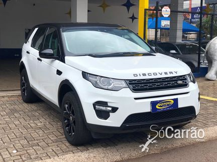 Land Rover DISCOVERY SPORT - discovery sport SE TURBO 2.0 TD4