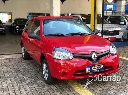 Renault CLIO - clio AUTHENTIQUE 1.0 16V HIFLEX