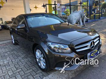 Mercedes c 180 1.6 16V TB