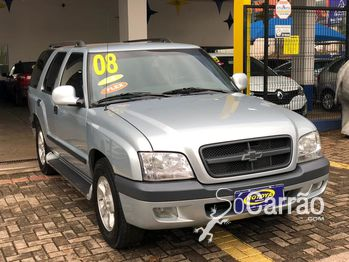 GM - Chevrolet s10 blazer ADVANTAGE 4X2 2.4 8V