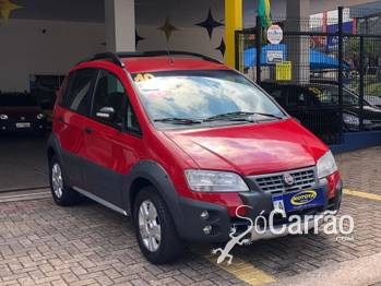 Fiat idea ADVENTURE(Locker) 1.8 16V