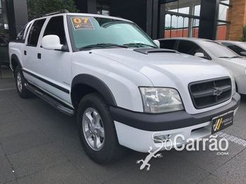 GM - Chevrolet s10 CD TORNADO 4X2 2.8 TB-IC
