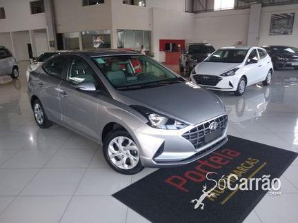 Hyundai HB20S - HB20S VISION 1.0 12V MT5