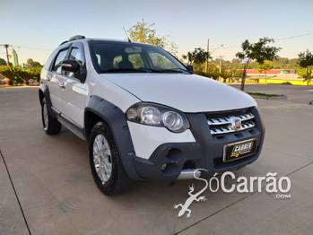 Fiat PALIO WEEKEND ADVENTURE LOCKER 1.8 16V