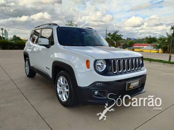 JEEP RENEGADE LONGITUDE 1.8 16V AT6