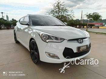 Hyundai VELOSTER (Top) 1.6 16V AT