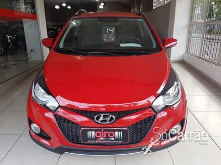 Hyundai HB20X - HB20X PREMIUM 1.6 16V