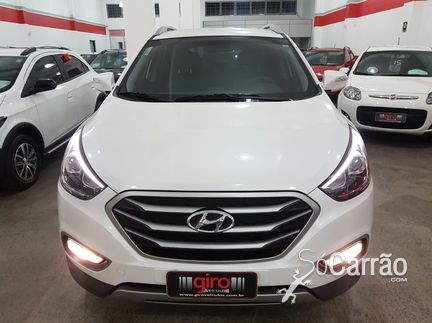 Hyundai IX35 - IX35 2.0 16V AT