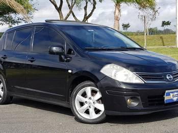 Nissan TIIDA SL 1.8 Flex 16V