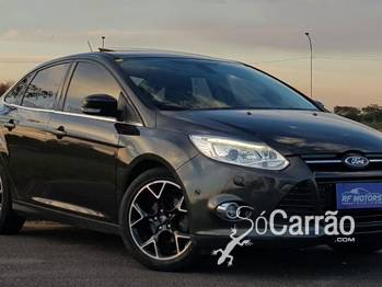 Ford FOCUS SEDAN TITANIUM PLUS 2.0 AUTOMATICO