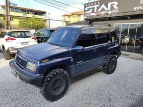 Suzuki VITARA - vitara METAL TOP JLX 4X4 1.6 16V AT