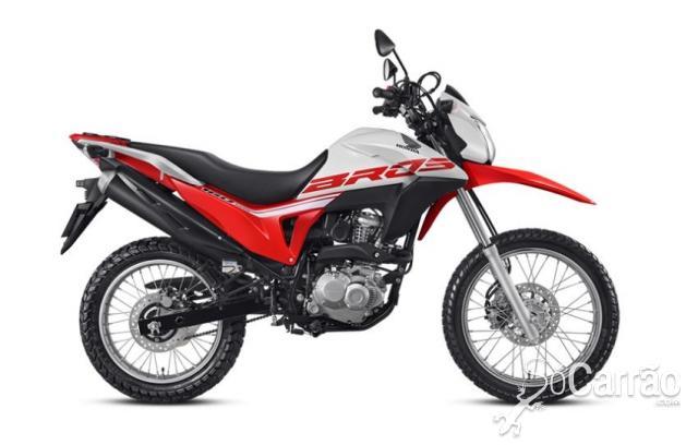 Honda NXR 150 BROS ES MIX