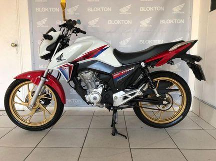 Honda CG 160 - CG 160 TITAN
