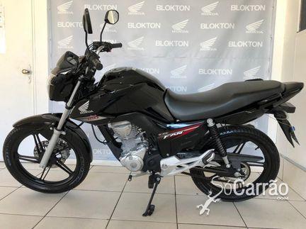 Honda CG 160 - CG 160 FAN