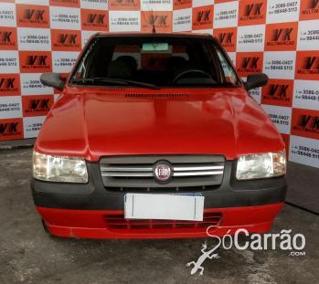 Fiat UNO MILLE ECONOMY 1.0 4P