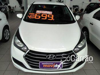 Hyundai HB20 S COMFORT PLUS 1.0 4P