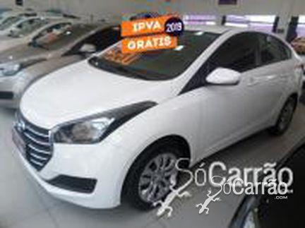 Hyundai HB20 - HB20 COMFORT PLUS 1.0 12V