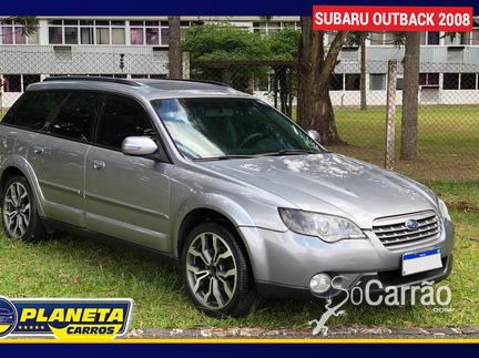 Subaru LEGACY OUTBACK - LEGACY OUTBACK 2.5 4X4 AT 16V