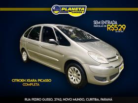Citroen XSARA PICASSO - xsara picasso EXCLUSIVE 1.6 16V