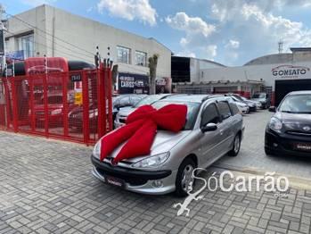 Peugeot 206 sw FELINE 1.6 16V